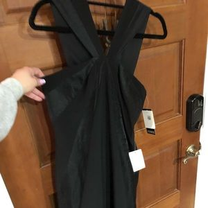 Elegant Midi Cocktail Dress